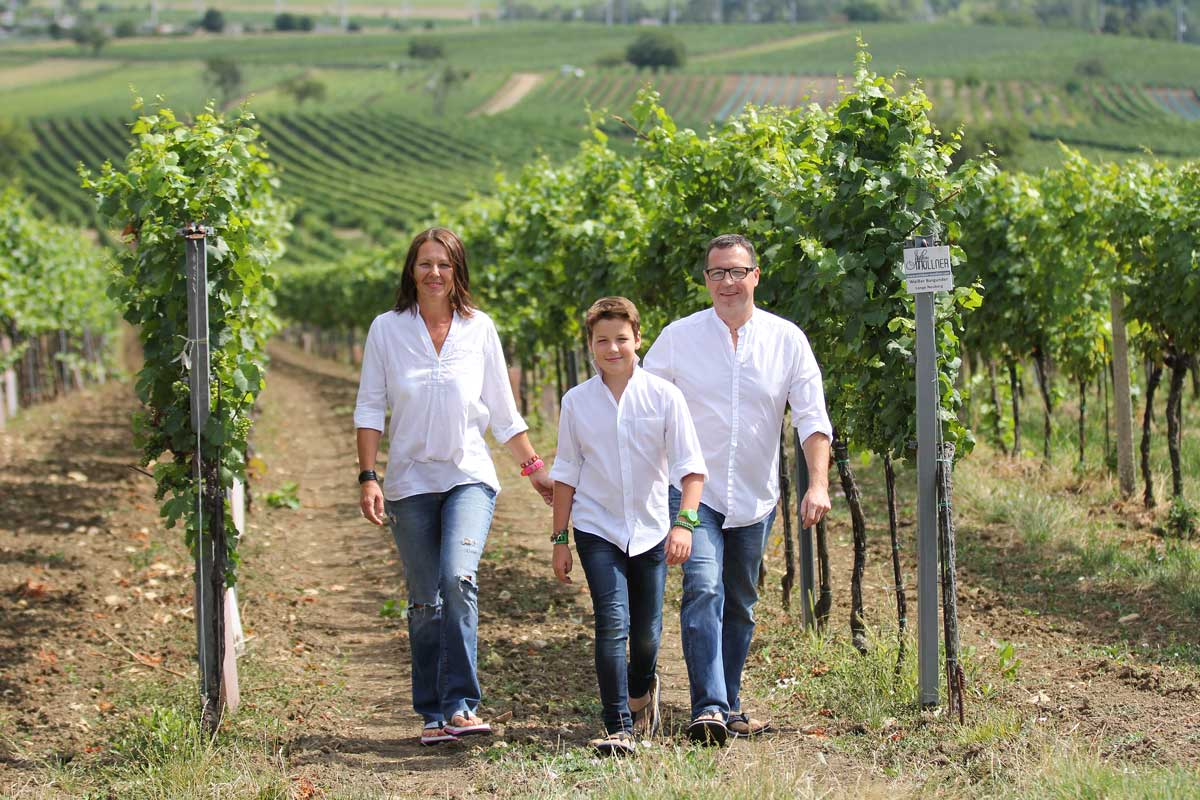 Familienbetrieb Weinbau Müllner