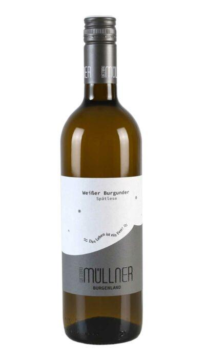 Flaschenfoto Weißer Burgunder Spätlese