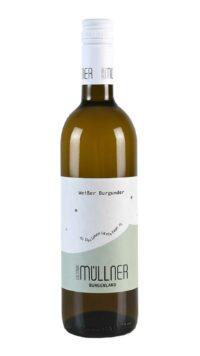 Flaschenfoto Weißer Burgunder